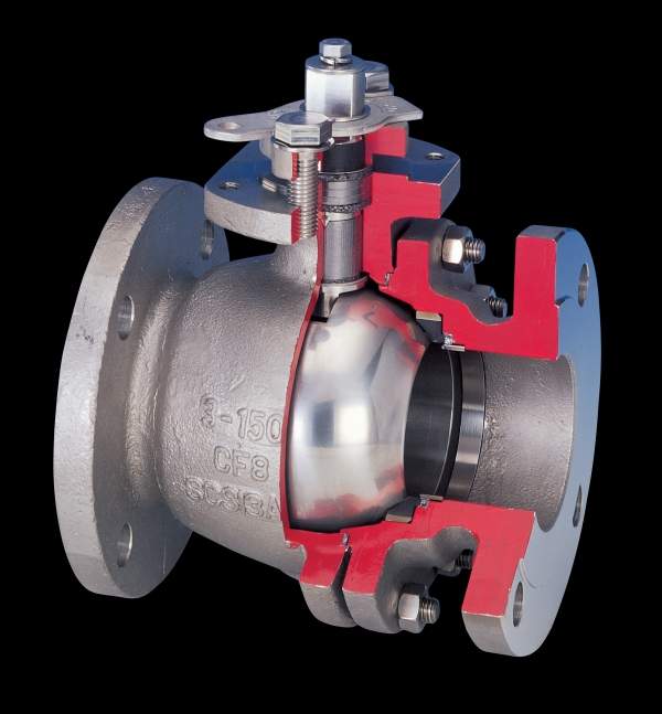 The KTM Gratite® seat ball valve operates across an impressive range of temperatures in steam and thermal fluid applications.